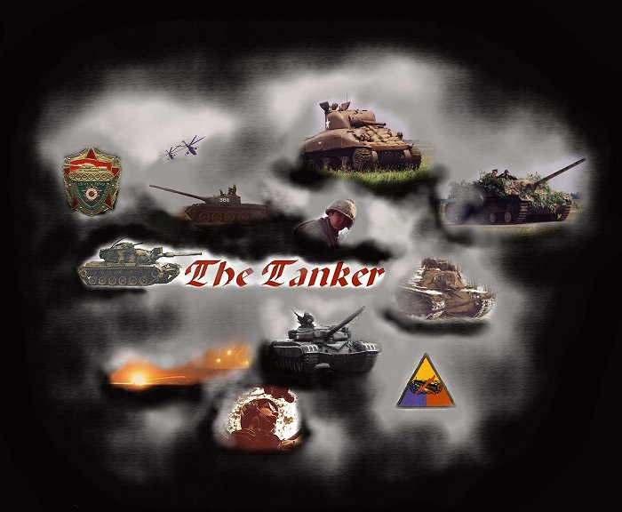 Dedicated to tankers of the US Army